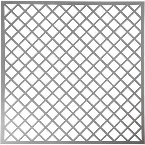 Creotime schablonenblatt quadratisch 30,5 x 30,5 cm