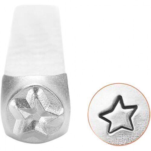 ImpressArt Prägestempel Silber 3 mm