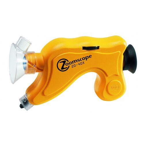 Navir mikroskop Zoomscope 16 cm gelb