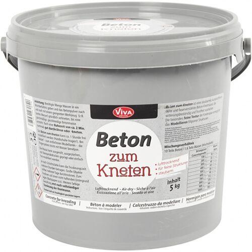 Viva Decor gekneteter Beton 5 kg grau