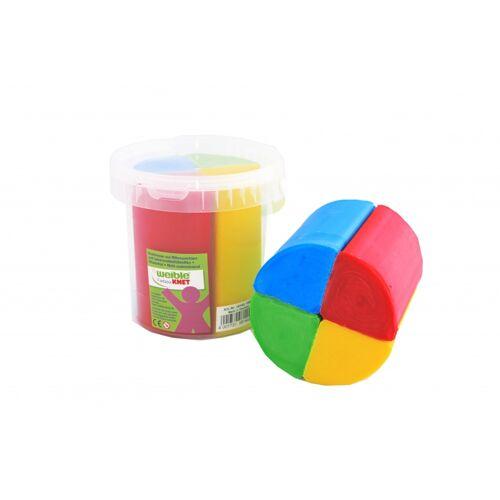 Weible Knet Fantasy Ton 4 Farben 1000 Gramm