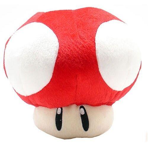Little Buddy kuscheltier Super Mario Bros: Pilz 30 cm rot