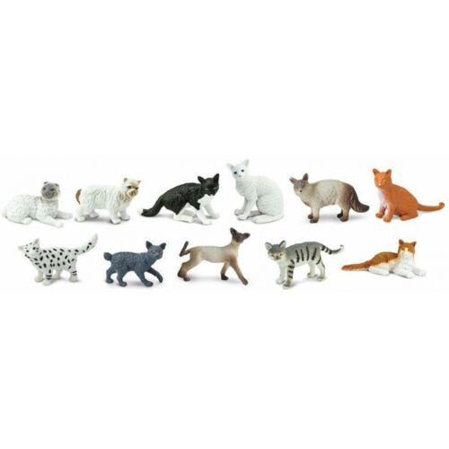 Safari featureset Hauskatzen Junior 11 teilig