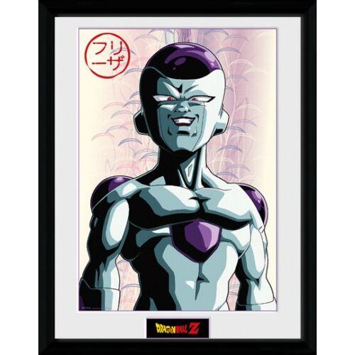 GB Eye poster im Rahmen Dragonball Z Frieza 30 x 40 cm