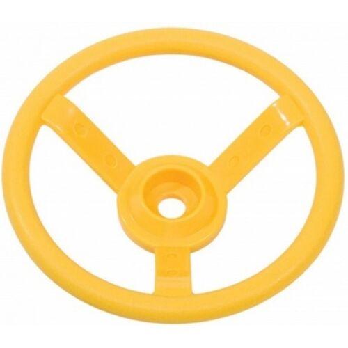 AXI Lenkrad für Spielhaus 29 cm gelb