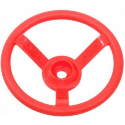 AXI Lenkrad für Spielhaus 29 cm rot