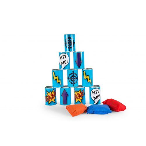 BS Toys dosen 13 teilig blau