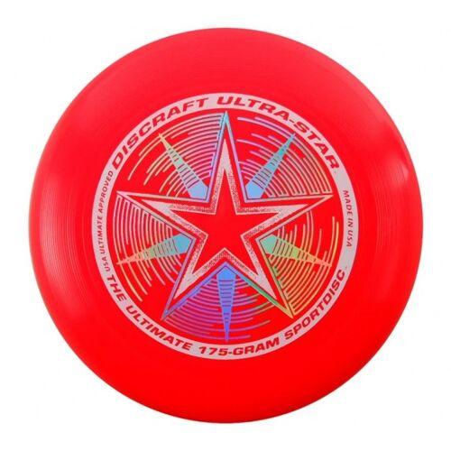 Discraft Ultra Star Frisbee 27,5 cm 175 Gramm rot