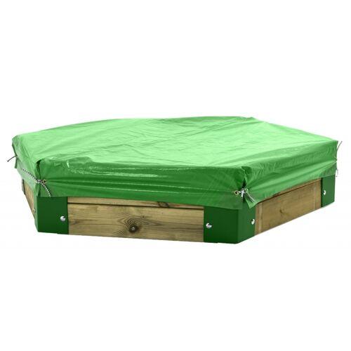 Hörby Bruk abdeckung für Sandkasten 150 von Hörby Bruk grün