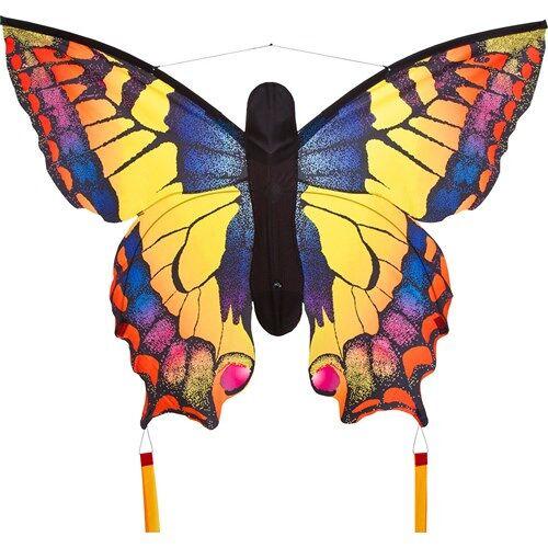Invento drachen Butterfly Drachen Schwalbenschwanz 130 x 80 cm Polyester
