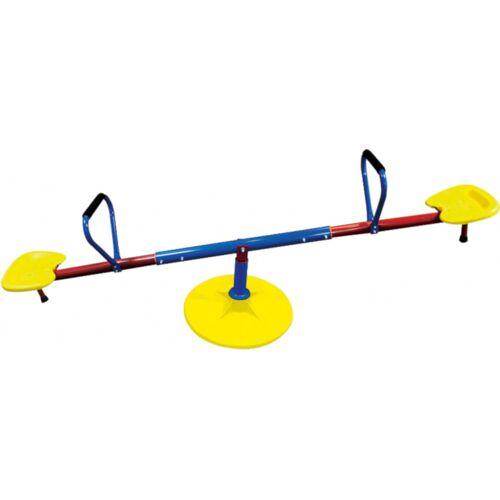 Paradiso Toys wippe 360 Grad drehbar 180 cm blau/rot/gelb
