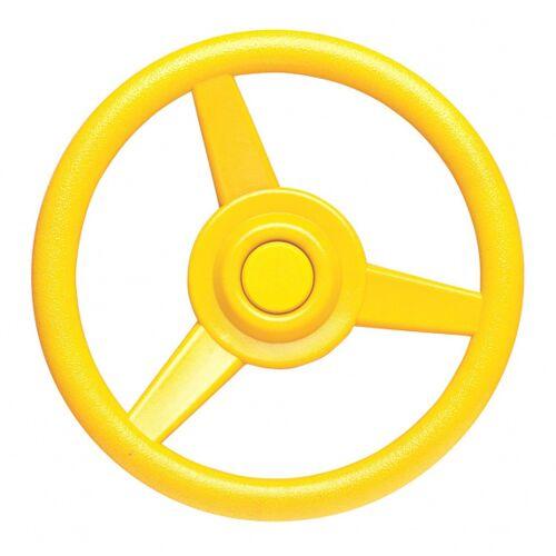 Swing King lenkrad für Spielhaus 30 cm gelb
