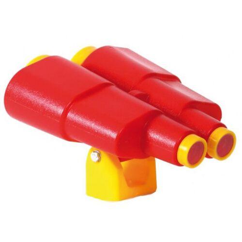 Swing King fernglas für Spielhaus 30 cm rot