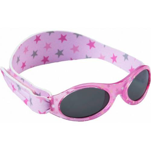 Dooky sonnenbrille BabyBanz Sterren junior neoprene UV 400 rosa