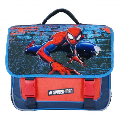 Marvel rucksack Spider Man 38 x 14 x 23 cm blau/rot