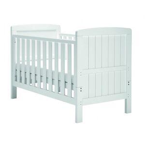 East Coast Austin Cot 2 in 1 Kinderbett und Kleinkindbett weiß 147 cm