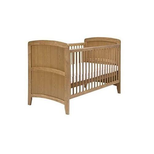 East Coast Venedig 2 in 1 Kinderbett und Kleinkinderbett braun 145 cm