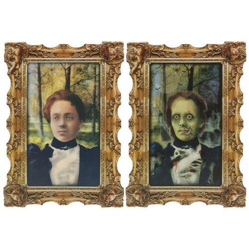 Amscan porträt Gruseliger Ghoul 45,7 x 30,4 cm