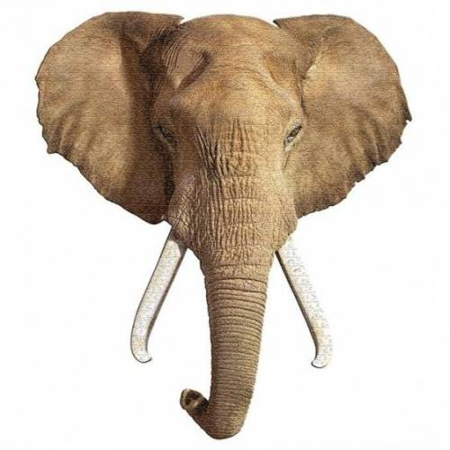 Madd Capp puzzle Elefantengrau 700 Teile