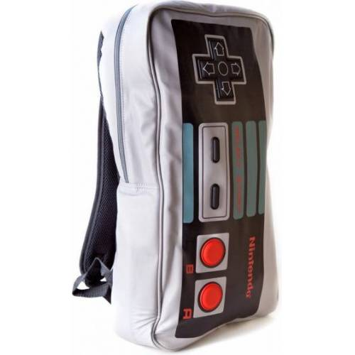 Nintendo rucksack NES Controller 17,5 Liter PU grau