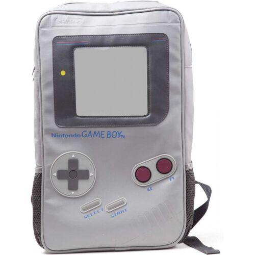 Nintendo rucksack Nintendo Game Boy12,5 Liter grau