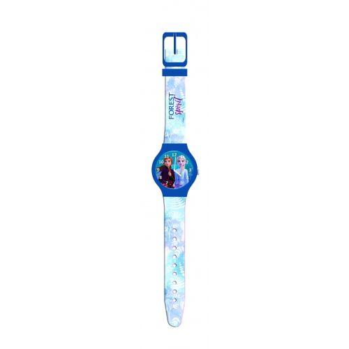Disney Gefrorene 2 Uhr 22 cm blau