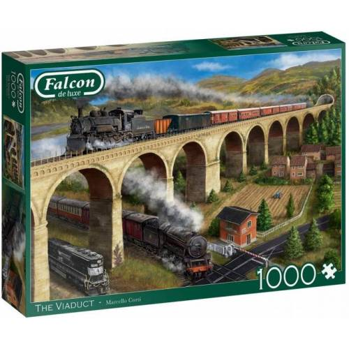 Falcon puzzle The Viaduct 1000 Teile