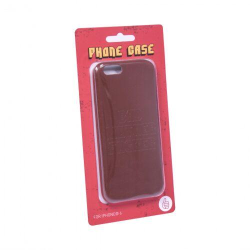 thumbsUp! telefontasche Bad Mofo für iPhone 6/6s braun