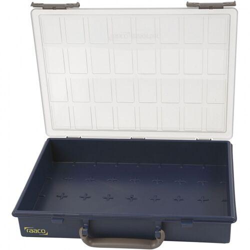 Raaco aufbewahrungskasten Schiebeverschluss und Griff 33,8x26,1x5,7 cm
