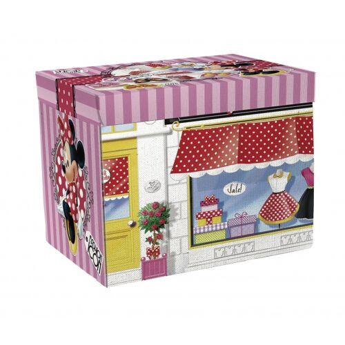 Disney Minni Maus Aufbewahrungsbox/Spielmatte 30 x 30 x 30 x 30 x 30 x 30 cm