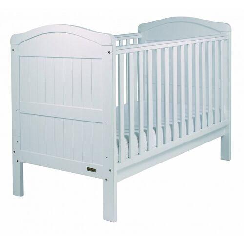 East Coast Kinderbett 2 in 1 Kinderbett und Kleinkindbett weiß 145 cm