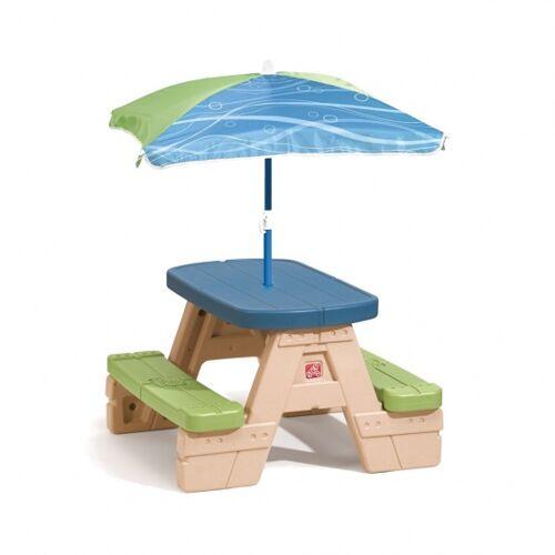 Step2 verspieltes Picknick mit Sonnenschirm 94 cm