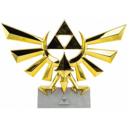Paladone nachtlicht Legend of Zelda Hyrule Wappen 20,3 cm gold