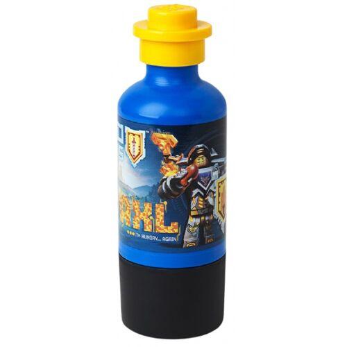 Lego trinkflasche Nexo Knights junior 400 ml blau