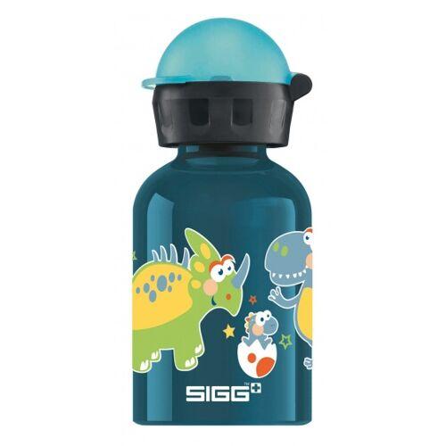 Sigg trinkbecher Dino 300 ml blau