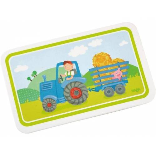 Haba breadboard Traktor 14,5 x 23,5 cm