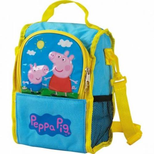 Nickelodeon Coolbag Peppa Pig 17 x 13,5 x 25 cm