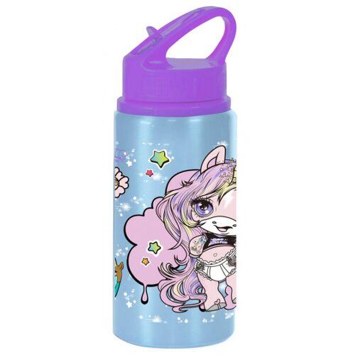 Poopsie Poopsietrinkflasche Mädchen 500 ml Aluminium violett