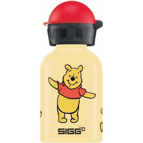 Sigg trinkbecher Winnie the Pooh 300 ml gelb