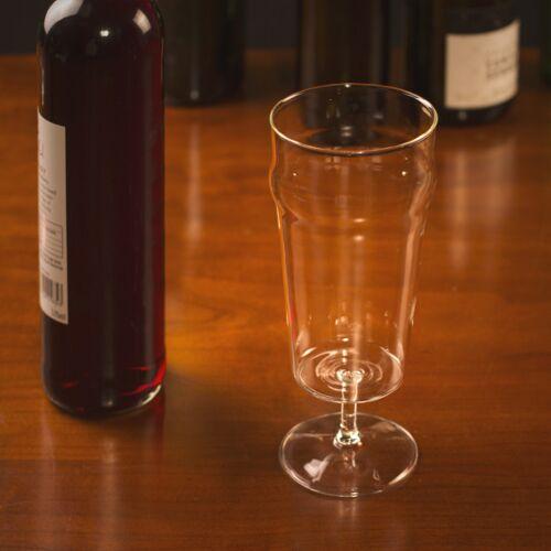 thumbsUp! bier  und Weinglas 8 x 19,5 cm Glas