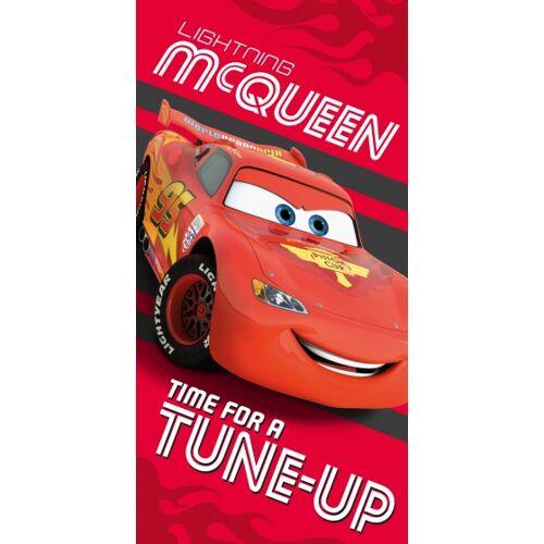 Disney Badetuch Autos rot 70 x 140 cm