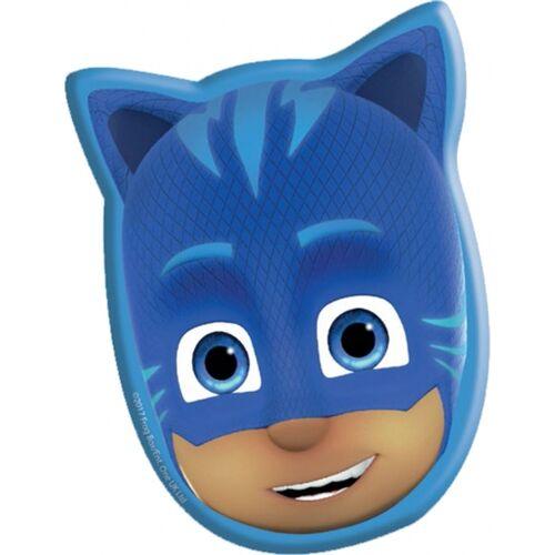 Disney Masken PJ Kissen 35 cm blau
