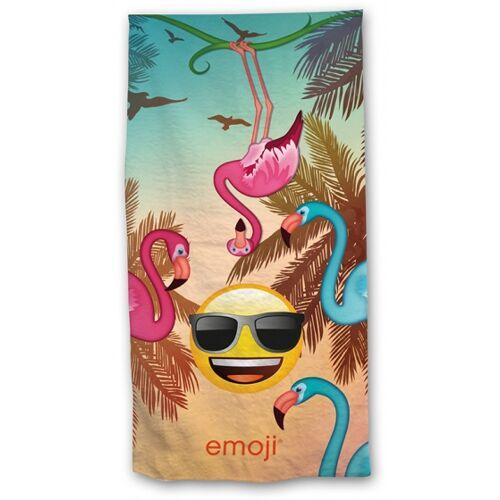 Emoji badetuch Flamingo's140 x 70 cm