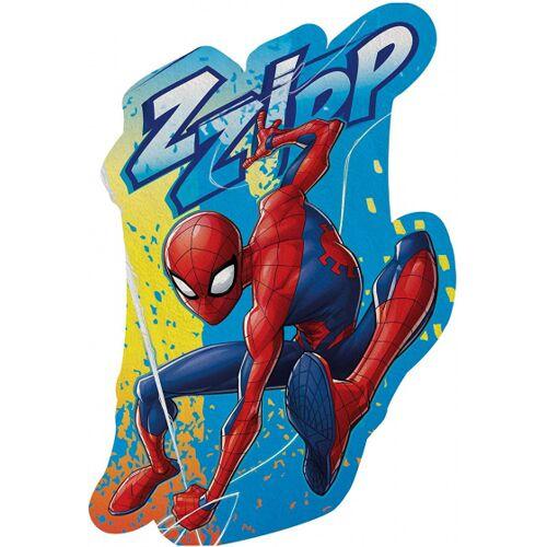 Marvel strandhandtuch Spider ManJungen 88 x 148 cm Polyester rot