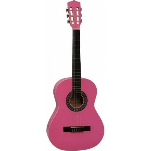 Gomez gitarre Classic6 Saiten 87 cm rosa
