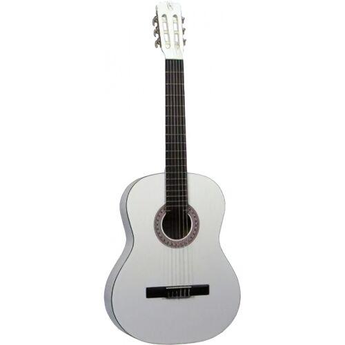 Gomez gitarre Classic6 Saiten 93 cm weiß