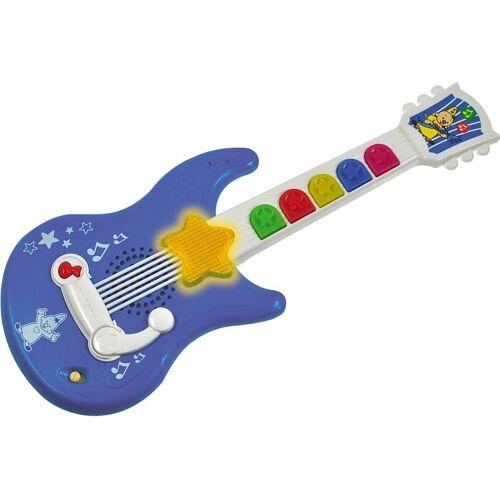 Studio 100 Meine erste Gitarre Bumba 44 cm blau / weiß