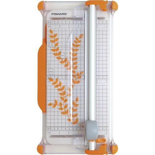 Fiskars papierschneidemesser Rollenschneider orange 30 cm