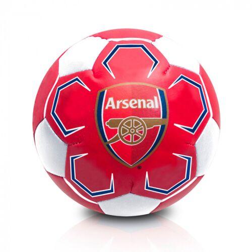 Arsenal ball Arsenal Soft 10 cm PVC rot/weiß