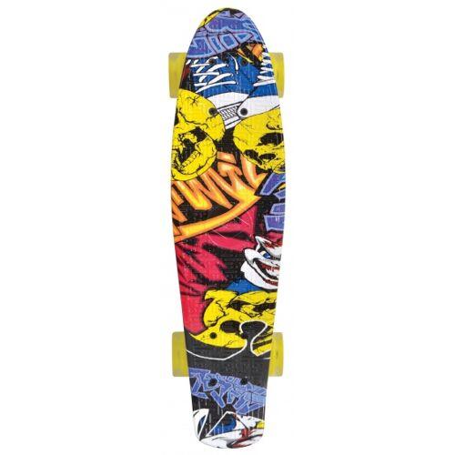Schildkröt Funsports Retro Skateboard Freigeister Party 56 cm